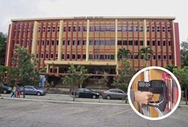 Biblioteca inteligente implementada por la empresa Facilitys & Services Corp en la Universidad de Panamá