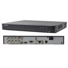 DVR EV4008TURBO / 4 Megapíxeles / 8 canales + 4 canales IP