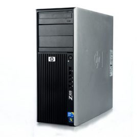 HP Z400 | Intel X58 Express