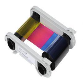 Zebra 800300-370LA | Ribbon Color-1/2 YMCKO, 400 Imágenes, Impresora ZC100/ZC300