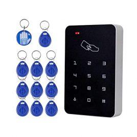 Sistema de Control de Acceso RFID/  Teclado Panel Digital
