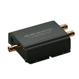 Repetidor de tecnología HD-SDI (full HD CCTV) con salida auxiliar en HDMI
