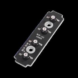 Placa de repuesto con 4 LED azul para XLL1088