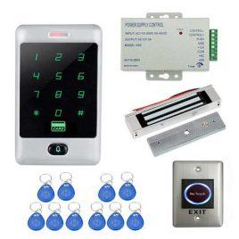 KIT Control de Acceso RFID/ Teclado Táctil de Metal