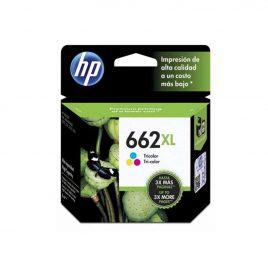 HP 662XL Alto Rendimiento | Tricolor CZ106AL