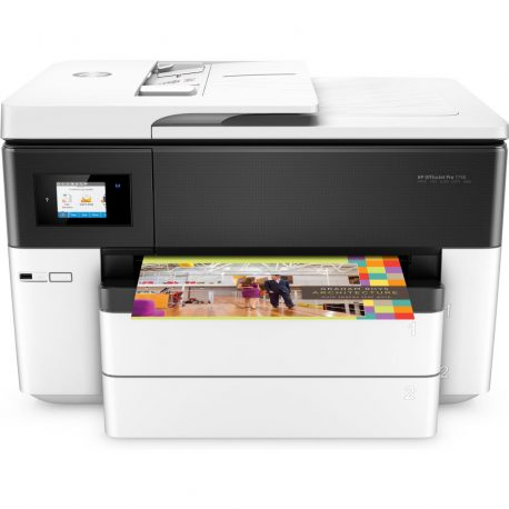 HP Officejet Pro 7740 All-in-One – Impresora multifunción – color