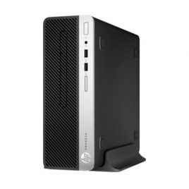 HP ProDesk 400 G5 – SFF  | Small form –  Intel Core i3-8100 a 3.6Ghz, 4GB DDR4, 1TB