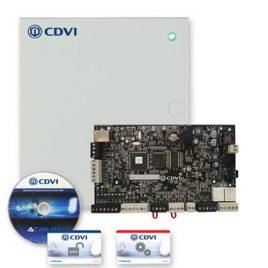 A22POE+ ATRIUM | Controlador de 2 puertas basado en IP a través de internet IP + POE