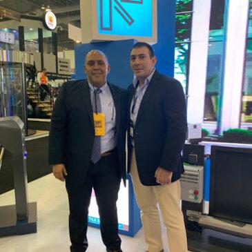Consolidan CAME y Grupo F&S importante relación comercial durante Expo Seguridad 2019