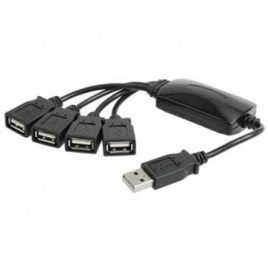 Xtech - USB cable - 4 pin USB Type A