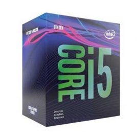 Intel Core i5 9400F | 2.9 GHz – 6 núcleos