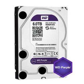 WD PURPLE 6TB | WD60PURZ – SATA III, 6.0 Gb / s.