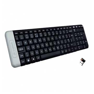 Logitech Wireless Keyboard K230 | Teclado – Inalámbrico