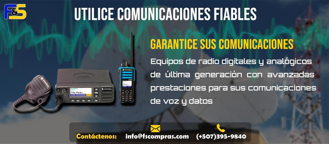 Facilitys & Services Corp. Comunicaciones Slide