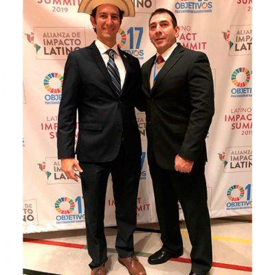 Grupo F&S en evento de Impacto Latino en Nueva York