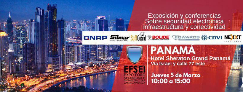 Grupo F&S en Expo Foro Seguridad PANAMÁ 2020