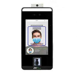 SpeedFace-V5L [TD] Terminal multibiométrica: Reconocimiento de Facial & Palma con Detección de Temperatura
