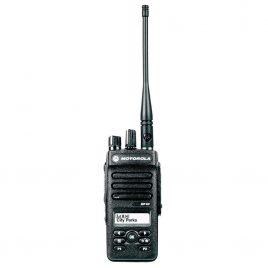 MOTOTRBO™ DEP 570e™ – RADIO PORTÁTIL VHF 136-174MHz 128CH