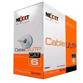 Nexxt Cable UTP Cat6 – Azul