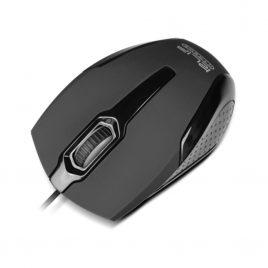 Klip Xtreme KMO-120BK – Ratón – diestro y zurdo