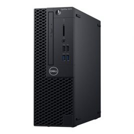 Dell OptiPlex 3070 – MLK – SFF – Core i3 9100 / 3.6 GHz – HDD 1 TB