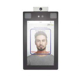 PROFACE X [TD] Lector de Rostros para Control detección de temperatura corporal / Acepta Selfies / Reconocimiento a 2.5 metros