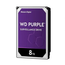 WD Purple Surveillance Hard Drive WD82PURZ – Disco duro – 8 TB