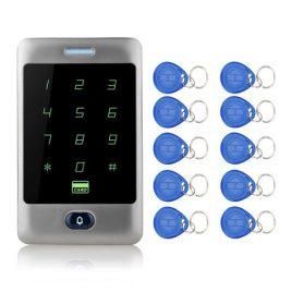 C30 – Teclado de Control de acceso independiente RFID de 125KHz