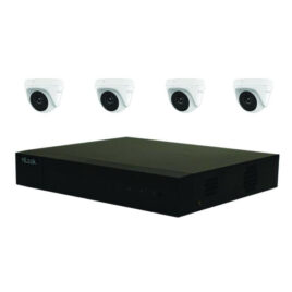 HIL/1080P/DVR-204Q-K1+4THC-T120/PowerCable/1TBHDD