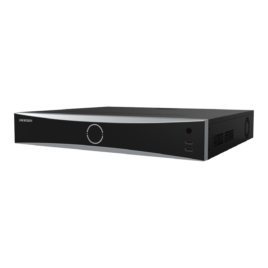 Hikvision – Standalone NVR – 16 Video Channels – Networked – 16PoE 4K 1.5U