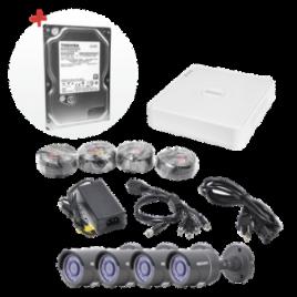 EPCOM LB7TURBOKIT4P – KIT Turbo FULLHD 1080p + Disco duro 1 TB