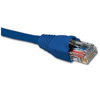 Nexxt Solutions – Patch cable – Unshielded twisted pair (UTP) – Blue – Cat.6A 7ft LSZH Type