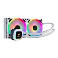 CORSAIR Hydro Series H100i RGB Platinum SE – Sistema de refrigeración líquida del procesador