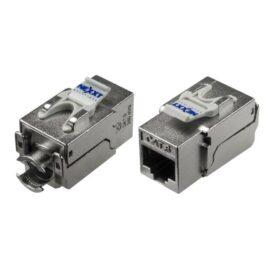 Nexxt Solutions – Gigabit Ethernet – Cat6 Shd Keyst. Jack