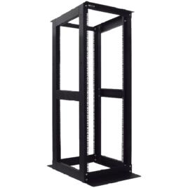 Nexxt Solutions Infrastructure – Rack – Steel – Black – 4P 4FT 30U 19″ Sq.Ho