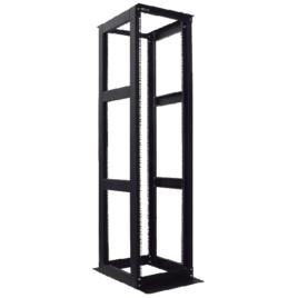 Nexxt Solutions Infrastructure – Rack – Steel – Black – 4P 7FT 45U 19″ Sq.Ho