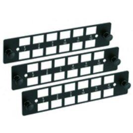 Furukawa –  Kit 3x – Placas LGX 12 para DIO B48 –  12 posiciones – LC/SC