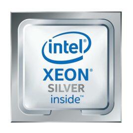 Intel Xeon Silver 4114 – 2.2 GHz – 10 núcleos – 20 hilos – 13.75 MB caché – LGA3647 Socket