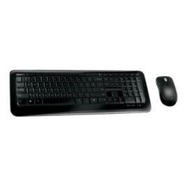 Microsoft Wireless Desktop 850 – Juego de teclado y ratón – inalámbrico – 2.4 GHz – QWERTY