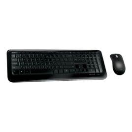 Microsoft Wireless Desktop 850 – Juego de teclado y ratón – inalámbrico – 2.4 GHz – español