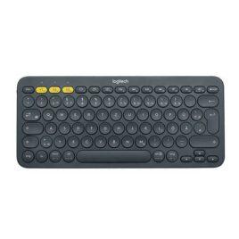 Logitech Multi-Device K380 – Teclado – Bluetooth – Español – negro