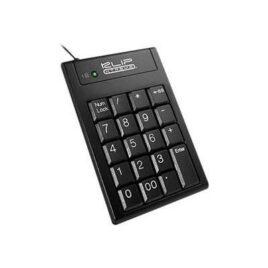 Klip Xtreme KNP-100 Abacus Numeric – Teclado numérico – USB – negro