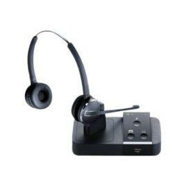 Jabra PRO 9450 Duo NCSA – Auricular – convertible – DECT 6.0 – inalámbrico