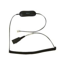Jabra GN1216 – Cable para auriculares – RJ-9 (M) a Desconexión rápida (M) – 2 m