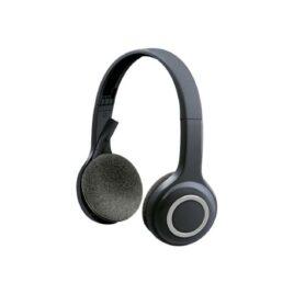 Logitech H600 – Auricular – en oreja – 2,4 GHz – inalámbrico