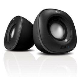 Xtech – Speakers – 2.0-channel – 6W wired XTS-115BK