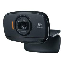 Logitech HD Webcam C525 – Cámara web – color – 1280 x 720 – audio – USB 2.0