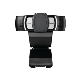 Logitech Webcam C930e – Cámara web – color – 1920 x 1080 – audio – USB 2.0 – H.264