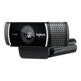 Logitech HD Pro Webcam C922 – Cámara web – color – 720p, 1080p – H.264