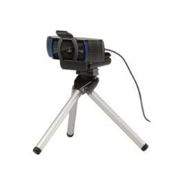 Logitech HD Pro Webcam C920S – Cámara web – color – 1920 x 1080 – audio